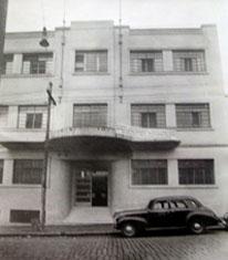 Campos Salles 1957